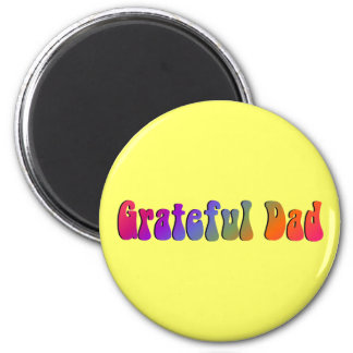 Grateful Dad Refrigerator Magnets