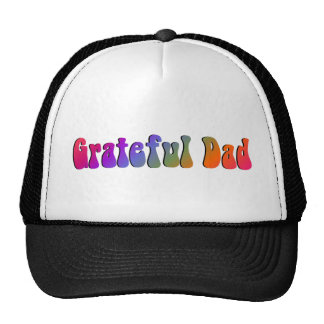 Grateful Dad Trucker Hat