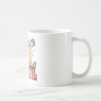 Grateful Fat Man Coffee Mug