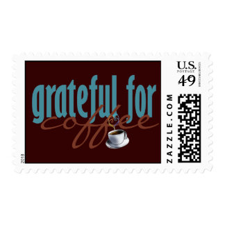 Grateful for Coffee Stamps