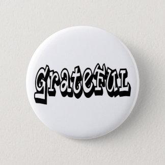 Grateful Pinback Button