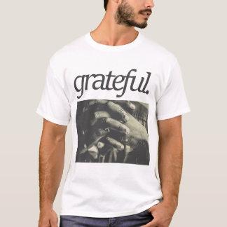 grateful. Religious Design T-Shirt
