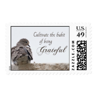 Grateful Stamp