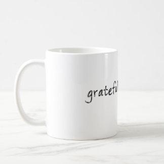 Gratefully Inspired Mug