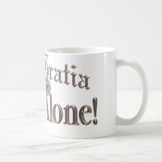 Gratia-taza de Sola Taza De Café