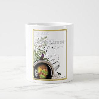 Gratification - Coffee Large Coffee Mug