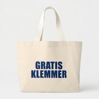 Gratis Klemmer Bag