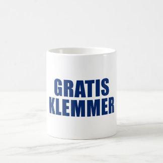 Gratis Klemmer Coffee Mug
