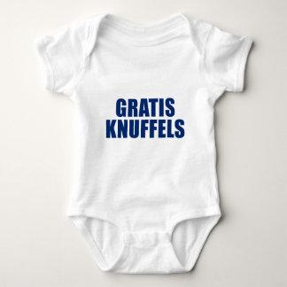 Gratis Knuffels Baby Bodysuit