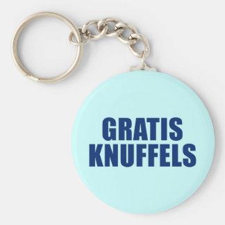 Gratis Knuffels Keychain