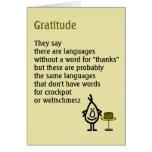 Gratitud - un peculiar le agradece poema felicitaciones