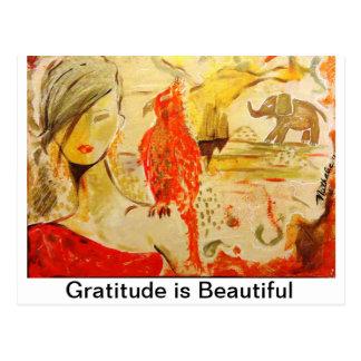 Gratitude Cards Postcard
