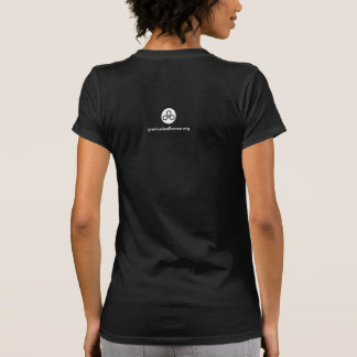 gratitude for good t-shirt