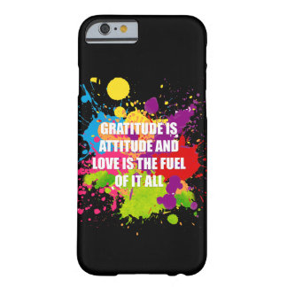 Gratitude - iPhone 6/6s, Barely There Barely There iPhone 6 Case
