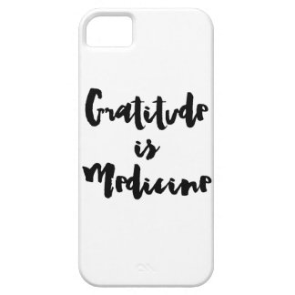Gratitude is Medicine iPhone SE/5/5s Case