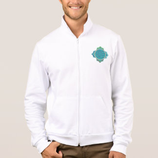 Gratitude is the Flower Printed Jackets