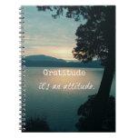 Gratitude: It's an Attitude Quote Note Books