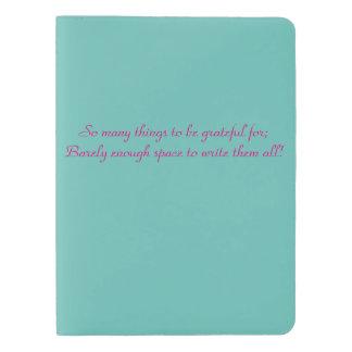 Gratitude Journal Extra Large Moleskine Notebook