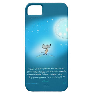 Gratitude Mouse iPhone SE/5/5s Case