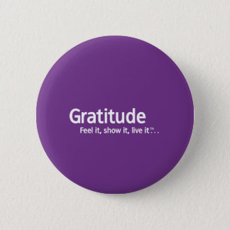 Gratitude - Thought Shapers™ Button