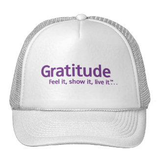 Gratitude - Thought Shapers™ Trucker Hat