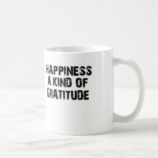 GRATITUDE TO LIVE COFFEE MUG