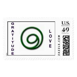 Gratitue y sellos del amor