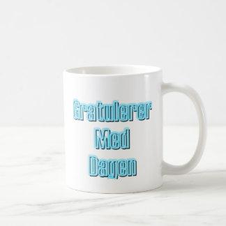 Gratulerer Med Dagen Coffee Mug