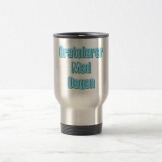 Gratulerer Med Dagen Travel Mug