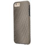 Grau gemustert tough iPhone 6 plus hülle