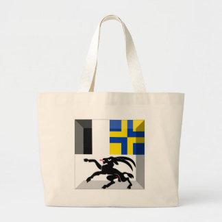 Graubuenden Flag Gem Tote Bag
