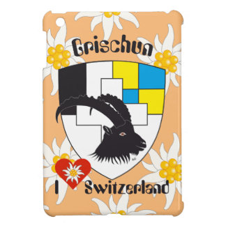 Graubünden Grischun Switzerland iPad mini covering iPad Mini Case