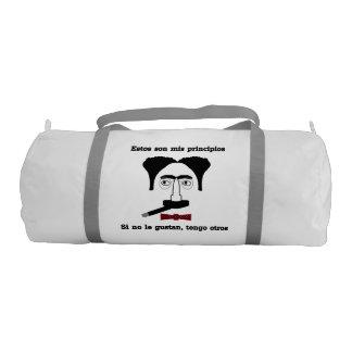 Graucho Marx Duffle Bag