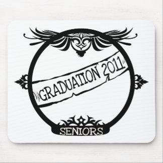 Graudation 2011 mouse pad