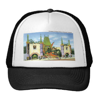 Grauman's Chinese Theater, Hollywood, Ca Hats