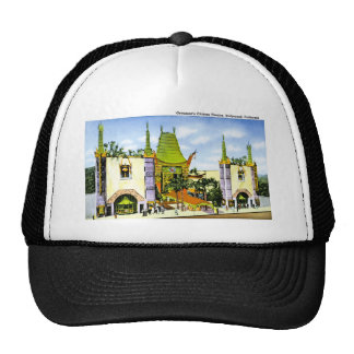 Grauman's Chinese Theater , Hollywood Hats
