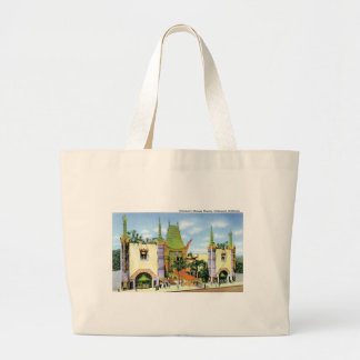 Graumans Chinese Theater Large Tote Bag