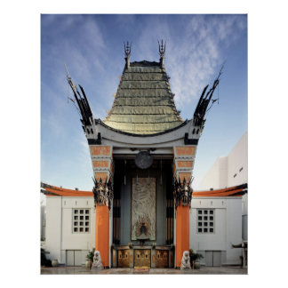 Grauman's Chinese Theatre Poster