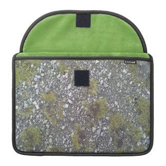 Grava e hierba funda para macbook pro