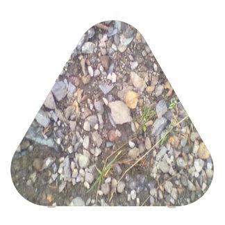 grava y piedra altavoz