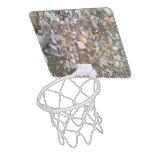 grava y piedra canasta mini