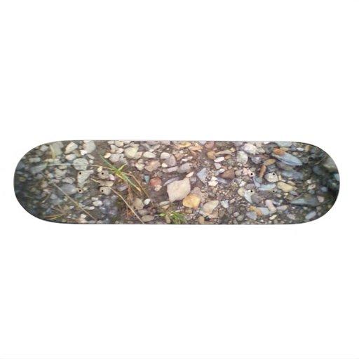 grava y piedra patinetas personalizadas