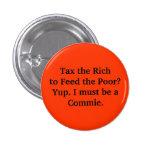 ¿Grave a los ricos para alimentar a los pobres? Yu Pin