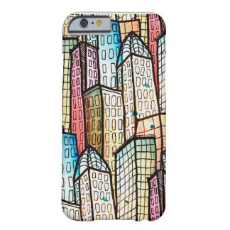 Grave Architecture Barely There iPhone 6 Case