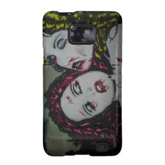 'Grave GF's' Samsung Galaxy S (T-Mobile Vibrant) Galaxy S2 Cover
