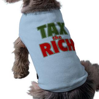 GRAVE las camisetas RICAS, pegatinas, botones Camisas De Perritos