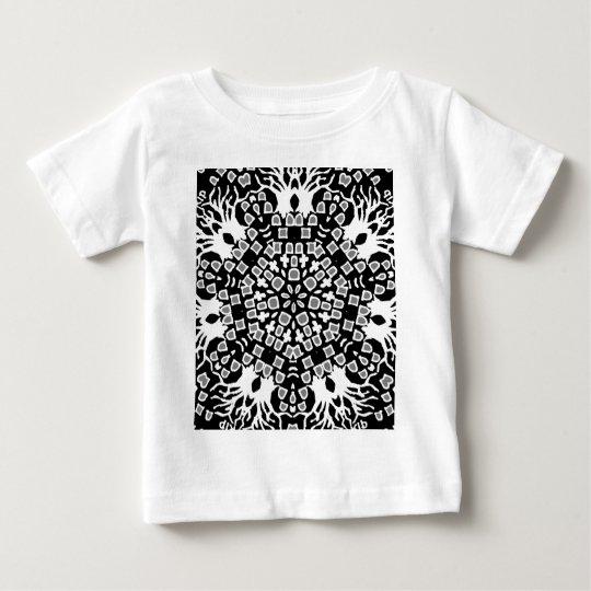 Grave Mosaic Baby T-Shirt