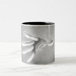 Grave Two-Tone Coffee Mug