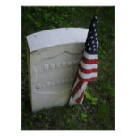 Grave of Unknown US Soldier Print