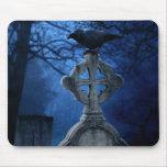 Grave Raven Mousepads